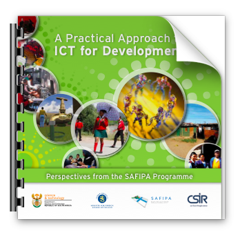 Download: A Practical Approach to ICT4D - Perspectives from the SAFIPA Programme