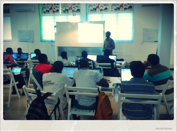 Day 1 on Android BootCamp - click to see more pictures