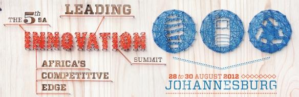 5th SA Innovation Summit banner