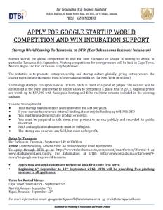 Download DBTi press release in pdf