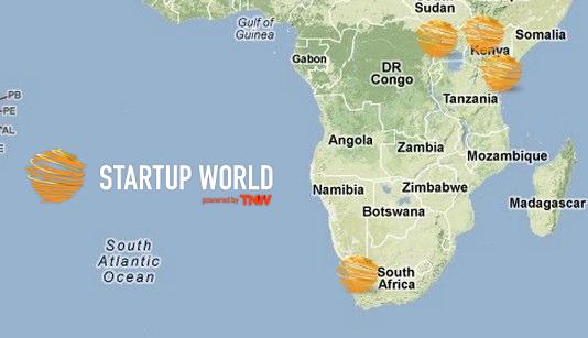 Startup World Africa