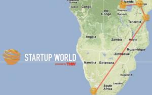 Startup World finale - Last stop Dar es Salaam