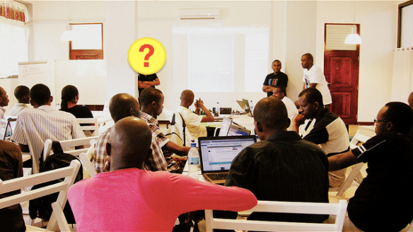 Are you going to be the Innovation Space Manager Trainee?