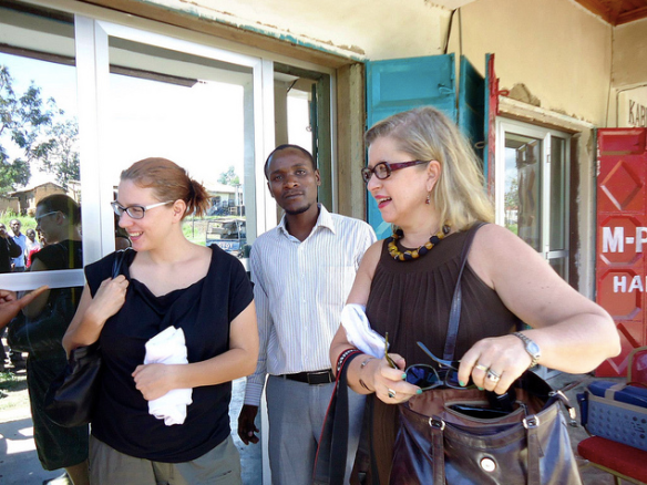 Click to see photos from Finnish Ambassador's visit to Mbeya Living Lab, courtesy of Gushit