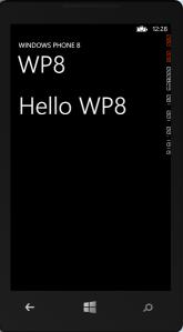 Hello Windows Phone!