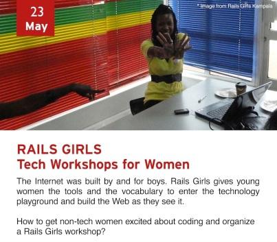 Tech workshops for women