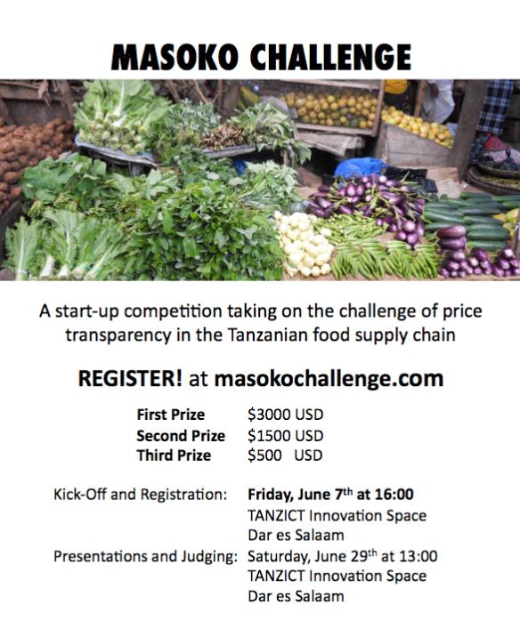 Download Masoko Challenge Flyer