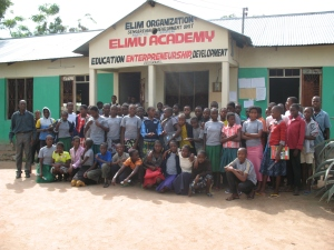 Elimu Living Lab in Sengerema